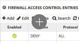 Mobile Accessible Firewall
