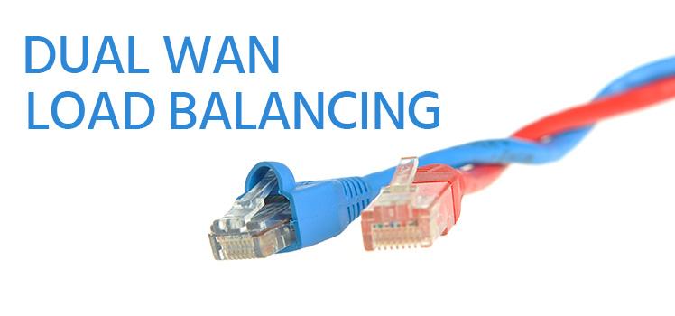 Dual WAN Link Load Balancing - for Inbound Traffic | Total