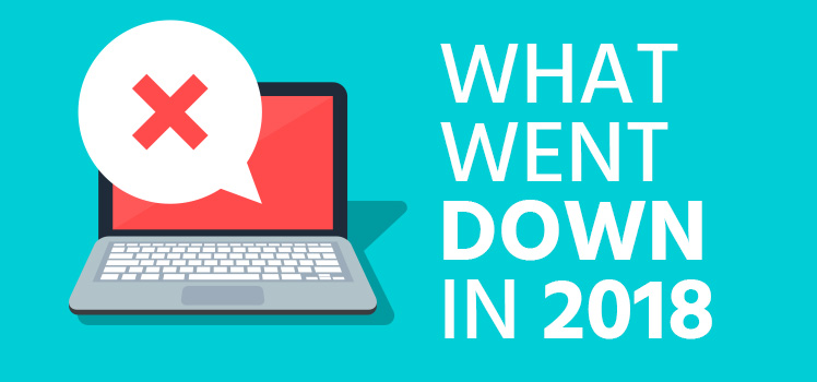 What Went Down in 2018 | Total Uptime®