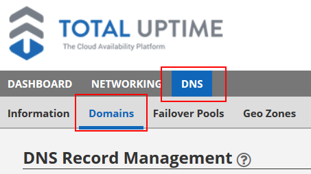 dns-record-management
