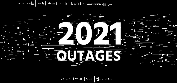 2021 outages